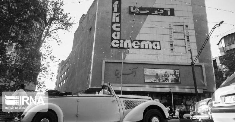 عکس های خودروهای کلاسیک در خیابانهای تهران
