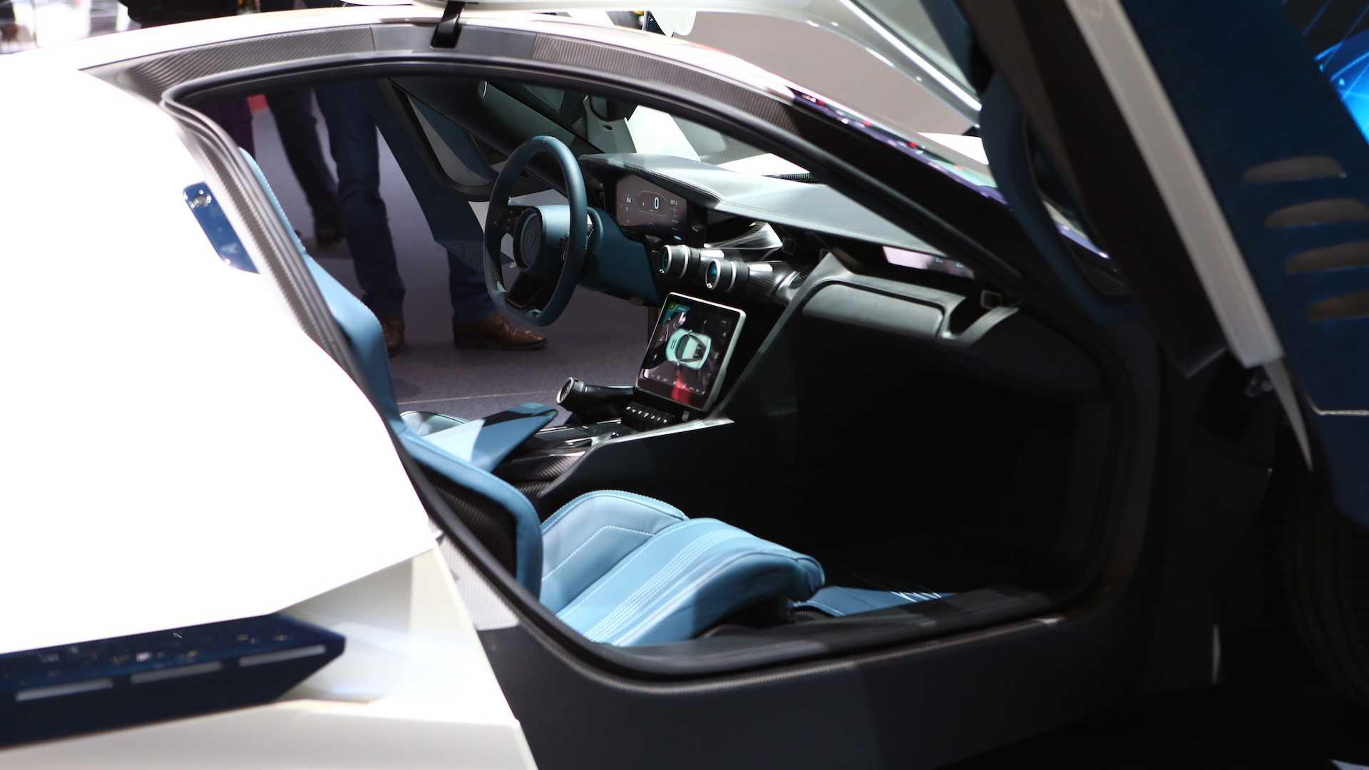اخبار,دنیای خودرو, رونمایی از ابرخودروی Rimac
