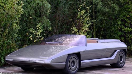 خبار,دنیای خودرو, لامبورگینی و مدلی که فقط یک دستگاه از آن موجود است