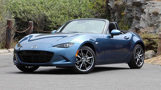اخبار,دنیای خودرو,بهترین اتومبیلهای مزدا در 10 سال اخیر